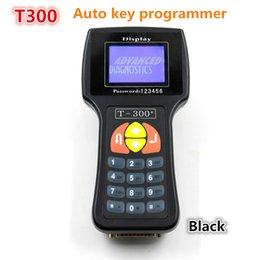 Wholesale Read Spanish - Latest Popular Version T-Code T-300 T300 Key Programmer For Multi-Cars T 300 Auto Transponder Key By Read ECU-IMMO Spanish&English