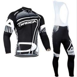 Jersey longo orbea on-line-2016 Equipe ORBEA Longo Ropa Ciclismo Camisas De Ciclismo / Outono Mountian Bicicleta Vestuário / MTB Bicicleta Roupas Para O Homem