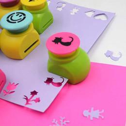 Wholesale Craft Corner - 5pcs lot Embossing DIY Corner Paper Printing Card Cutter Scrapbook Shaper Hole Punch Kids Handmade Craft Gift