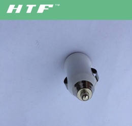 Wholesale Cheap Iphone Chargers Adapter - Cheap pallottola universale Mini USB Car Charger adapter per iPhone 4 4S 5 5S   5C 6 6