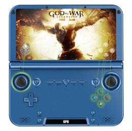 Оптовая торговля-GPD XD RK3288 2G / 32G игровой планшет четырехъядерный процессор IPS Video Game Player PS vita портативная игровая консоль черный от