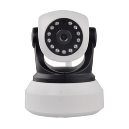 Wholesale Onvif Cctv Network Ip Camera - CCTV Camera High Quality HD 720P Wireless IP Camera Wifi Night Vision Camera IP Network Camera CCTV WIFI P2P Onvif IP Camera