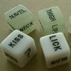 Wholesale Fun Gifts Adult - Love Dice Sex Dice Erotic Dice Love Game Sex Game Erotic Game Adult Game Love Toy Sex Toy Erotic Toy Sweetheart Couple Gift Fun Bachelor Par