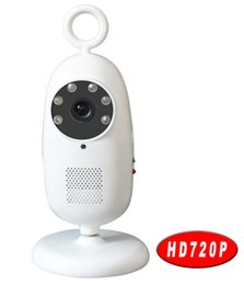 Wholesale Ip Power Control - HD 720p Video Babyphone Wireless Remote Control Baby Monitor With Night Vision & Voice WIFI Network IP Camera