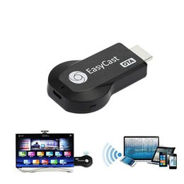 Wholesale Cast Dongle - Easy Cast TV Stick HDMI 1080P Miracast DLNA Airplay WiFi Display Receiver Dongle Support Windows iOS Andriod