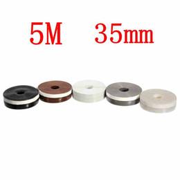 Wholesale Window Seal Tape - Wholesale Price 35mm 5 Meters Self Adhesive Draught Excluder Strip Window Door Sealing Tape Adhesive Tape Rubber Weather Strip