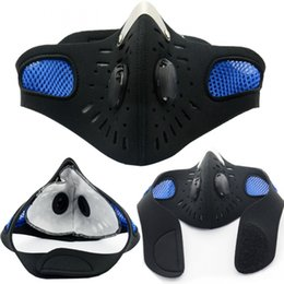 Wholesale Motorcycle Pollution Mask - Bicycle Motorcycle Ski Cycling Anti-pollution Face Mask Outdoor Sports Mouth-muf