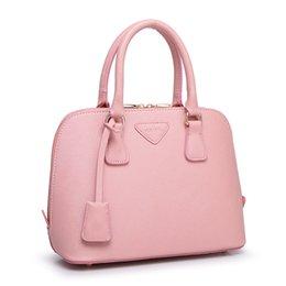 Wholesale Style Leather Bag - Solid Candy Color Women's Leather Bag Fresh European Style Handbag Shoulder Crossbody Bags Female Bolsas 2016 Hot Selling GQ1482