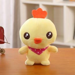 Wholesale Triangle Doll Toys - Cute cartoon triangle chick plush toys creative new cute dolls toys wholesale