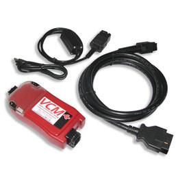 Wholesale land rover ids - Ford IDS VCM Ford Rotunda Dealer IDS VCM OBD OBD2 professional diagnostic scanner