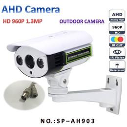 Wholesale High Definition Video Surveillance - new AH903 1.3MP 960P AHD Analog High Definition Surveillance Camera CCTV Camera BNC Security Video Camera Outdoor Free shipping