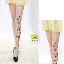 Wholesale Ladies Tights Cheap - Long Chiffon Material Tight High Stockings Sexy Women Fashion Cheap Ultra-thin Comfortable Ladies Over Knee Stockings
