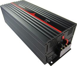 Canada 5000W / 10000w DC12V / 24V / 48V inverseur de puissance à onde sinusoïdale pure, CEROHS (inverseur solaire, inverseur domestique) Offre
