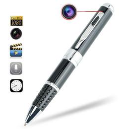 Wholesale Mini Spy Gadgets - 1920*1080P Portable HD Video Recorder Mini Hidden DVR Pen Camera Spy Gadget Camcorder Video