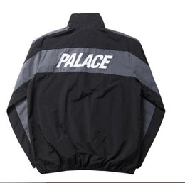 Wholesale Men S Linen Coat - Spring Autumn women Men's Jackets palace Fashion Coats Male Casual Slim Stand Collar outdoor Jacket