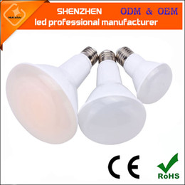 Wholesale Recessed E27 - 10w 15w 20w br20 br30 br38 led light bulbs 110V 220V E27 LED Recessed Ceiling Led Bulb Mushroom Lamp replace 100w Halogen Light