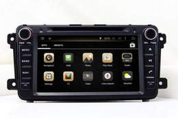 Wholesale Mazda Dvd Android - Android 7.1 Car DVD Player GPS Navigation for Mazda CX9 CX-9 2007-2013 with Radio Bluetooth TV AUX USB SD Audio Stereo WIFI