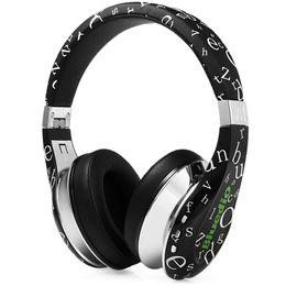 Wholesale Headset Surround Mic - Bluedio Air BT 4.1 Stereo HiFi Headset Wireless Bluetooth Headphone with Mic HD Diaphragm Twistable Headband 3D Surround Sound