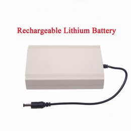 Wholesale Free Generators - Rechargeable Lithium Battery For HOME Portable Oxygen Concentrator Generator Home Travel Car Oxygen Concentrator Use Free Shipping