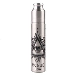 Wholesale Usa Mechanical - Rogue USA Kit Clone With 4 colors Rogue Full Mechanical Mod & Rebuildable Dripping RDA Atomizer 18650 Battery Vapor mods DHL free