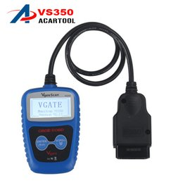 Wholesale mazda prices - Newest 2018 Best Quality Auto Diagnostic Code Scanner Vs350 In Stock Wih Cheapest Price Vs-350 Scanner Selling Hot VS350