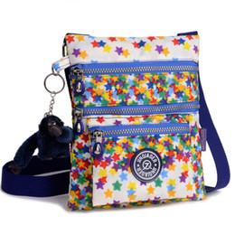 Wholesale Document Handbag - Free shipping Summer Leisure package Shoulder bag handbag Messenger Bag Ms. Chao package documents package purse Nylon bag