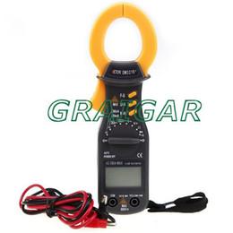 venta al por mayor del metro eléctrico Rebajas Venta al por mayor-VICTOR DM3218 + multímetro digital de mano profesional multímetro digital de pinza