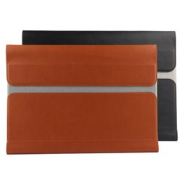 """Wholesale Xiaomi Holster - Case Sleeve For Xiaomi Mi Notebook Air 12.5 inch Laptop Bag leather File pocket Holster Computer MIBook Air12.5"""" Covers laptops"""