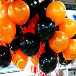 Canada Festival ballon Décorations De Noël Lanterne 10 pouce Matt ballon rond Fête De Vacances De Mariage Halloween Ballon Décoration acc252 Offre