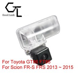 Wholesale Gt 86 - For Toyota 86 GT FT GT86 FT86 For Scion FR-S FRS 2013 ~ 2015 Wireless Car Auto Reverse Backup CCD HD Night Vision Rear View Camera