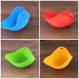 Wholesale Cooking Paste - Silicone Egg Poacher Heat Resisting Kitchen Cookware Baking Cup Cooking Tool Accessory Easy To Clean 1 4tt C R