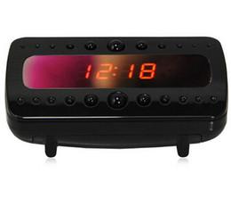 Caméra v26 en Ligne-Livraison gratuite 1080p V26 Black pearl si alarme de vision nocturne mini dvr horloge détection de mouvement vidéo son enregistrement caméra avec télécommande