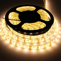 Wholesale Decorative Led Light Strips - Waterproof SMD5630 5730 LED tape 5M DC12V 300Led Warm White  white  R G B Cuttable Flexible led Strip outdoor Decorative LED Light Strip