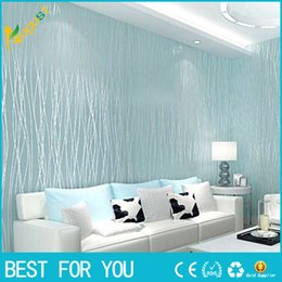 Wholesale Wall Moisture Meter - deep Embossed 3D Wall Paper Modern Vintage streamline Pattern Paper Wallpaper Roll For living room Wall covering Decorate new hot