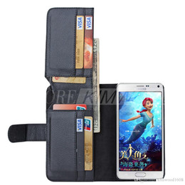 Wholesale Galaxy W - Multi-Function Folding Wallet Stand Leather Case Cover W  7 ID Card Slots + Photo Frame for Samsung Galaxy Note 5 S6 Edge PlusS GN5C1