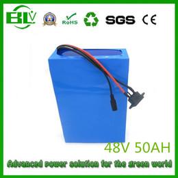 2019 54.6v 2a ladegerät China Neue 2017 Rack-Batterie 48V 50AH powerf Batterie 48V 50AH Gepäck hinten Lithium Lithium-Batterie und 54,6 V 2A Ladegerät günstig 54.6v 2a ladegerät