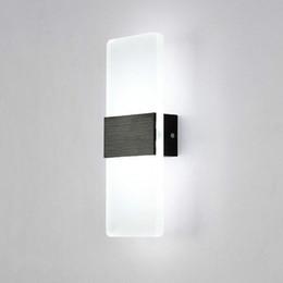 Nuova lampada da parete a LED 3W Illuminazione da comodino camera da letto semplice Ristorante Lampada da parete per sala studio dell'hotel da