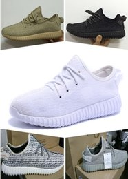 Wholesale Dive Bags - Top quality boost 350 Pirate Black Moonrock Grey Oxford Tan White Turtle Dove with box Bag Mix order accept size euro 36-46