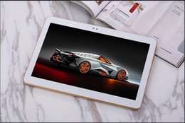 Wholesale Android Dual Core Ram 1ghz - Android 6.0 Octa Core 10.1 inch MTK6735 Tablet PC 4GB RAM 64GB ROM GPS IPS Bluetooth WIFI Tablet pc