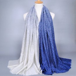 Wholesale Muffler Men - Wholesale-leopard Girl polka dot shawls high quality cotton headband muffler hijab spring muslim scarves scarf