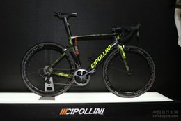 Wholesale 1k Cipollini - 2016 new model carbon road bike frame cipollini NK1K road bike frame road carbon frameset BICICLETTA rb100 bond bicyce frameset size XS,S,M