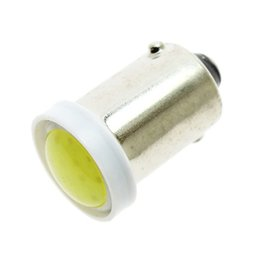 Wholesale Led Car Bulb Ba9s - BA9S T4W car light LED COB white Trailer Truck Interior Lights Automotive Bulbs Tail Side Lamp