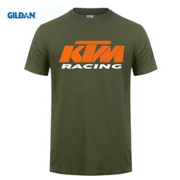 Wholesale Print Stores - Tee Shirt Store KTM Short Sleeve Cotton Custom Men's Cheap Tee Shirt 3XL