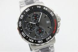 Wholesale Calibre 16 Sapphire - luxury brand watch calibre 16 new limited quartz chrono mens watch sapphire glass original clasp sports TWO TOME menswatches