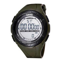 Wholesale Cheap Digital Watches For Women - Cheap SKMEI Luxury Brand Digital Men Watches Date 5ATM Waterproof Quartz LED Sports women Outdoor Wristwatches relogio masculino For Woman