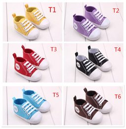 Wholesale China Sale Shoes Kids - BX147 baby sports shoes 11 colours Superior quality little canvas shoes baby shoes sz11-13 shoes sale kid shoes china shoes baby wear