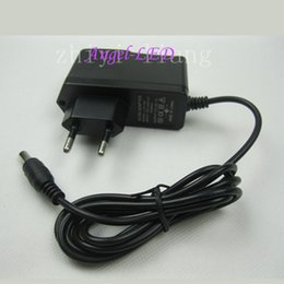 Wholesale Dc Output 12v - free shipping 1pcs 100-240V Output 12V 1A DC 12W Power Supply Adapter Converter for 3528 5050 3014 led strip Transformers