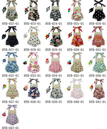 Wholesale Baby Fabric Tutu - Newborn 2017 INS Girls Baby floral Romper Cotton Lace Jumpers Toddler Babies onesies Fabric Flowers Rompers Infant Clothes Without Headband