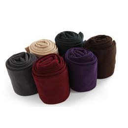 2019 calças de veludo 2016 Nova Moda Casual Leggings de Inverno De Veludo Quente Mulheres Leggings Magro de fitness Super Elastic calças das mulheres calças de veludo barato