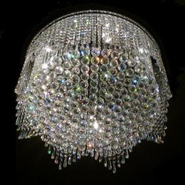 Wholesale Contemporary Chandelier Light Fixtures - contemporary crystal chandelier ceiling fixtures LED living room lights